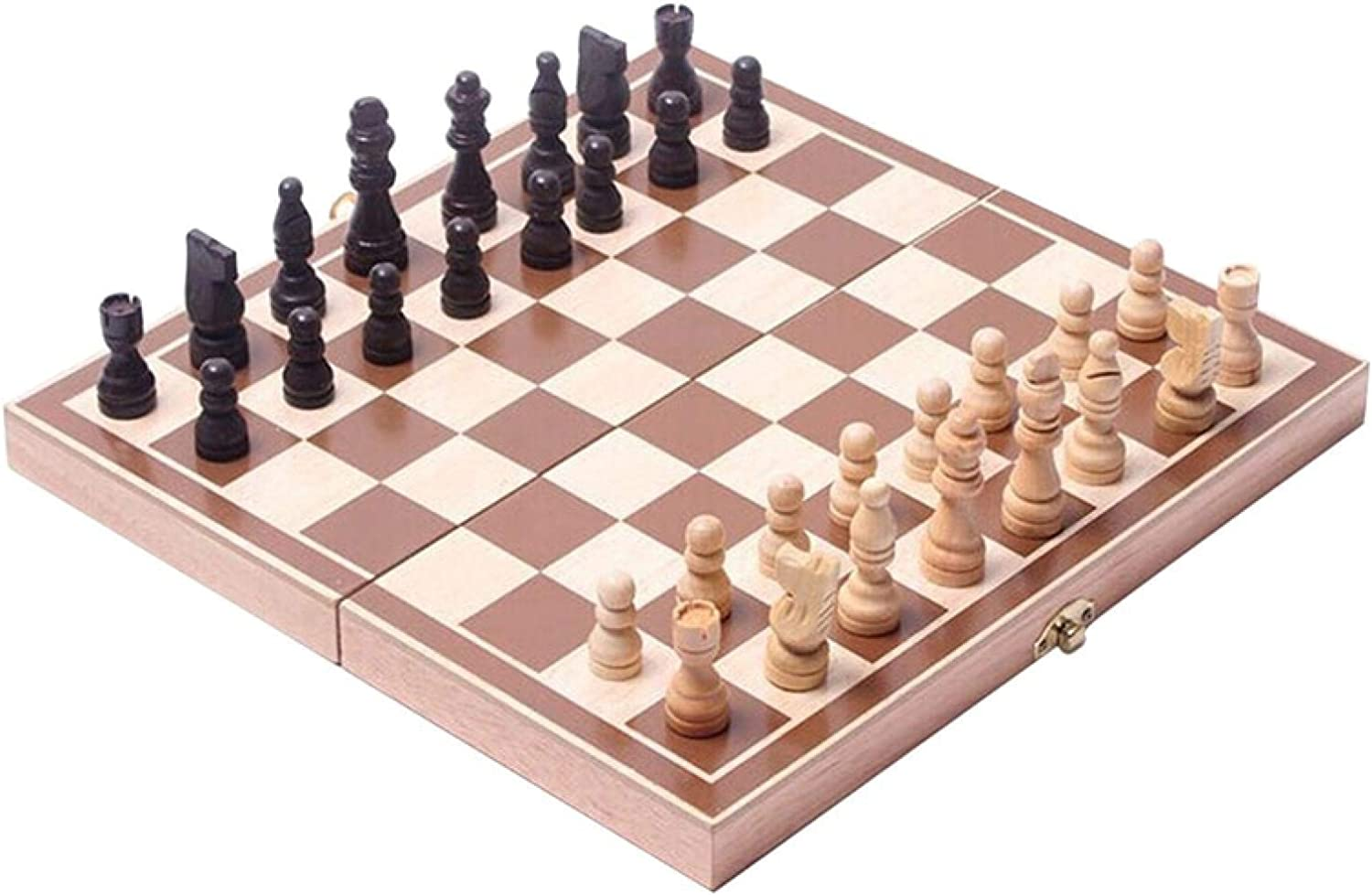 MAGRF Seasonal Wrap Introduction Beginner Chess Set Award-winning store for Children Adults Magnetic Wooden and