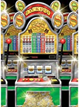 Amscan Casino Slot Machine Room Roll Decoration (Each) - Party Supplies