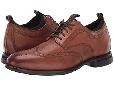 Cole Haan Holland Grand Long Wing (British Tan) Men