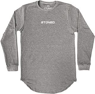 Camiseta Longline Stoned Manga Longa Pump