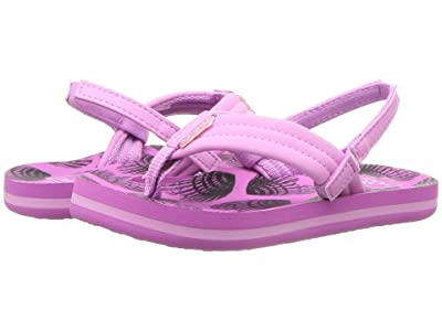 Reef Kids Little Ahi (Toddler/Little Kid) (Heart Shells) Girls Shoes