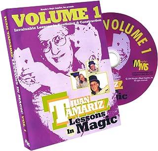 MMS Lessons in Magic Volume 1 by Juan Tamariz - DVD