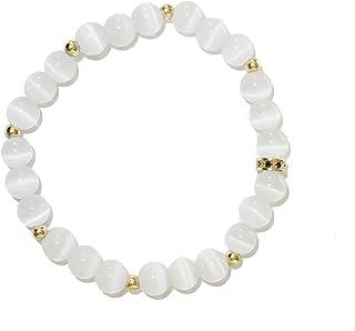 48f560bc67c9 Amazon.es: perla luna - Pulseras / Mujer: Joyería