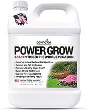 Liquid Lawn Fertilizer, 3-18-18 NPK Grass Fertilizer, Premium Lawn and Plant Nutrient Liquid Fertilizer and Food – Year Ro...