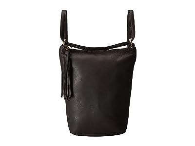 Hobo Blaze (Black) Shoulder Handbags