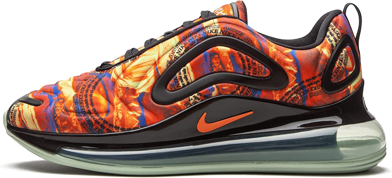 Amazon.com | Nike Mens Air Max 720 CU4730 900 - Size 8 | Basketball