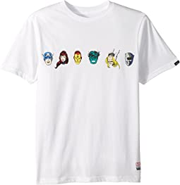 Vans X Marvel Avengers T-Shirt (Big Kids)
