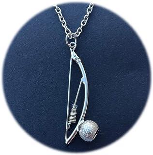 Berimbau Necklace for Capoeiristas