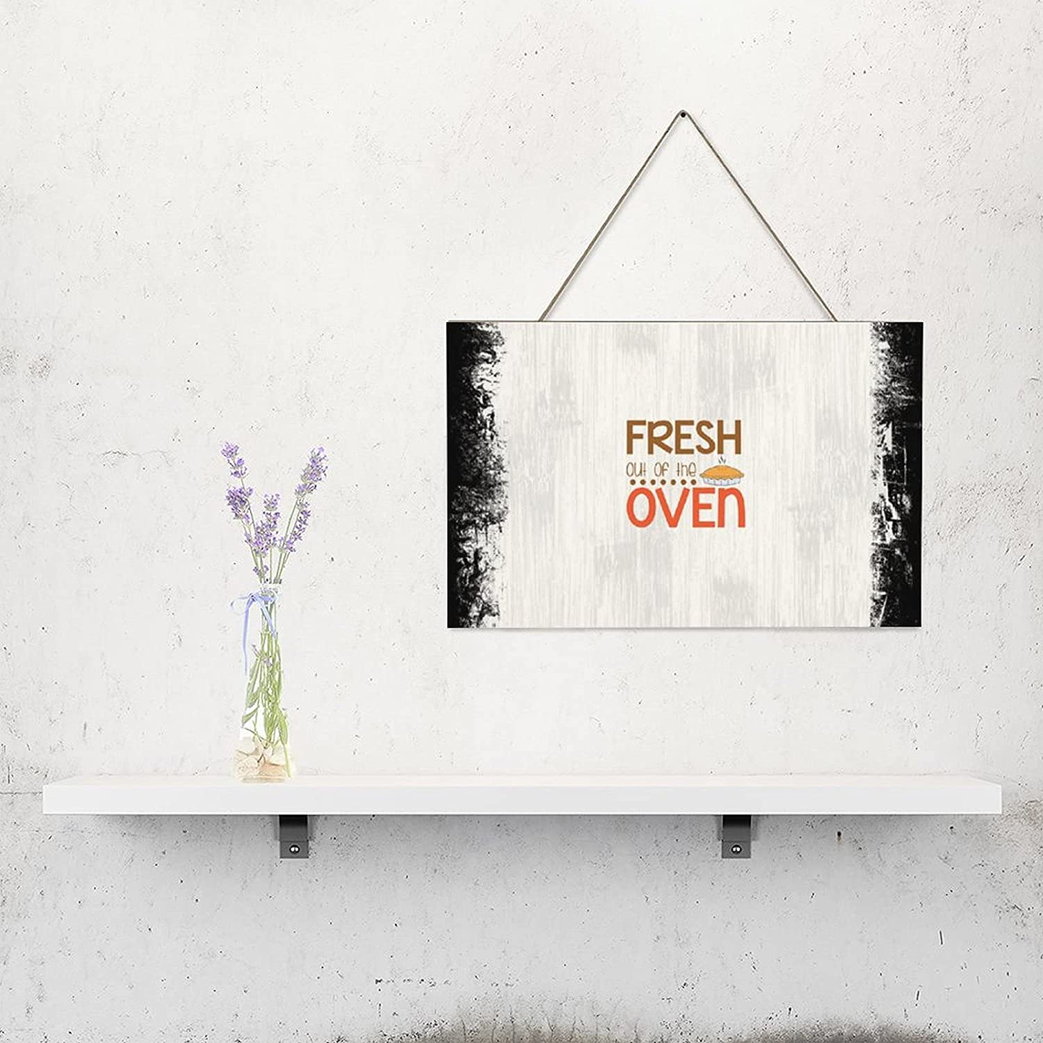Printed Wood Plaque Sign Fresh Out half Mom Oven Year-end annual account New Baby Ba The