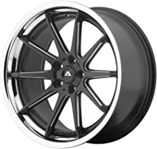 ADVENTUS AVS-4 Wheel with BLACK (20 x 10. inches /5 x 74 mm, 30 mm Offset