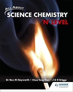 All About Science Chemistry 'N' Level Textbook