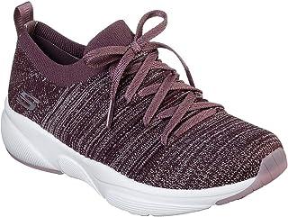 Skechers Women's Meridian, Walking, Purple, US M