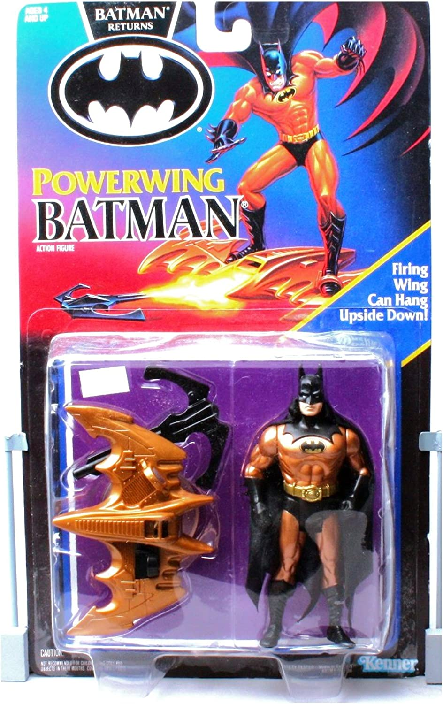 Batman Returns Powerwing Batman Action Figure