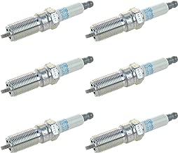 AC Delco 41-103 Iridium Spark Plug Set of 6 for Chevy GMC Pontiac Olds 4.2L