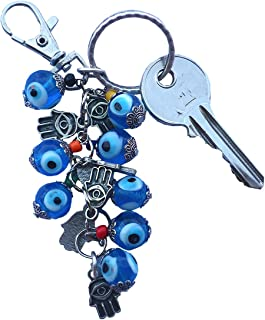 Best turkish evil eye keyring Reviews