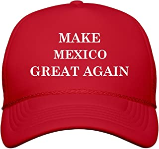 Make Mexico Great Again: Snapback Trucker Hat
