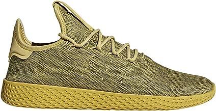 adidas Originals PW Tennis Hu Shoe Men's Casual Yellow