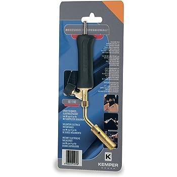 45 e 60 mm Diametro Kemper 1219K2KIT Kit con Cannello a Leva e Beccucci da 30