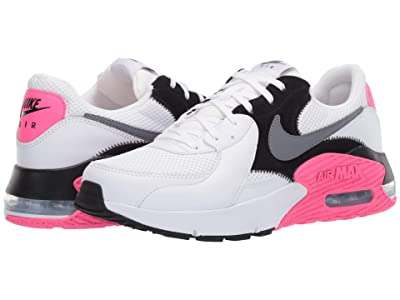 Nike Air Max Excee (White/Cool Grey/Black/Hyper Pink) Women