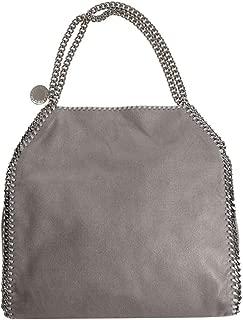 Luxury Fashion | Stella Mccartney Womens 261063W91321220 Grey Handbag | Season Permanent