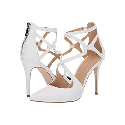 MICHAEL Michael Kors Catia Pump (Optic White) Women