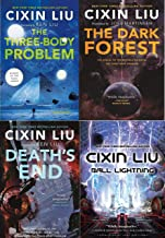 Three-Body Problem 4 book Set: (The Three-Body Problem, The Dark Forest, Death's End) (Remembrance of Earth's Past)(Ball L...
