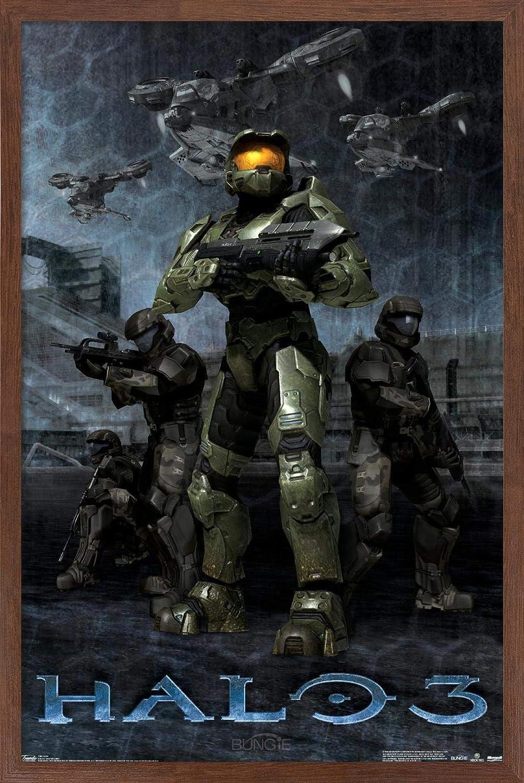 Trends Special sale item Rapid rise International Halo 3 - 22.375