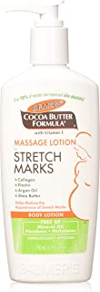 Palmer's Cocoa Butter Formula Massage Lotion for Stretch Marks, 6.5 fl. oz. (Pack of 6)