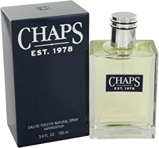Chaps by Ralph Lauren for Men, Natural Spray Cologne, 3.4 Ounce