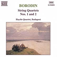 borodin string quartet 2