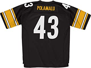 troy polamalu authentic jersey