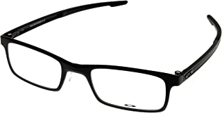 d5f0433d85 Oakley RX Eyewear Montures de lunettes Pour Homme OX8047 Milestone -  804701: Satin Black -