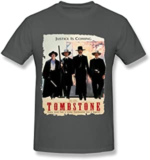 Men's Tombstone Film T-Shirt