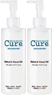 TOYO - CURE: Natural Aqua Gel, Water Skin Exfoliator for All Skin Types (8.5 oz - 2 Pack)