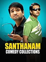 Clip: Santhanam Comedy Collection