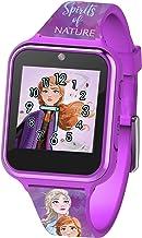 ساعت هوشمند تعاملی صفحه نمایش لمسی Disney Frozen 2 (مدل: FZN4707AZ)