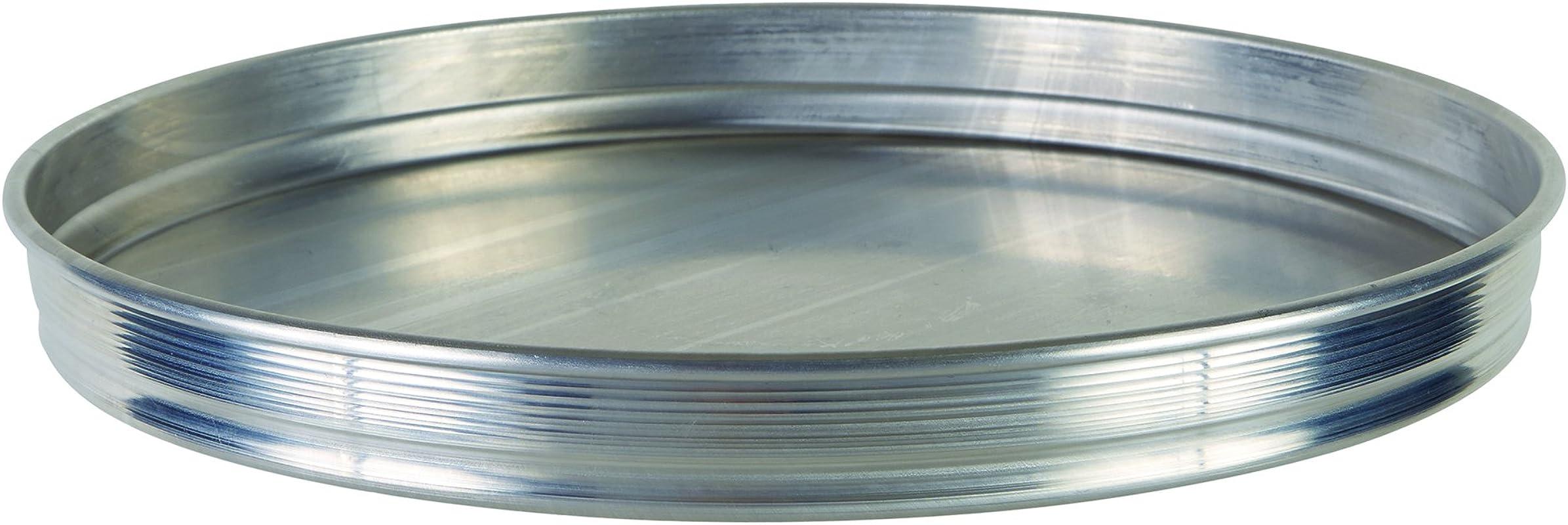 Winco APZK 1215 12 X1 5 Aluminum Pizza Pan