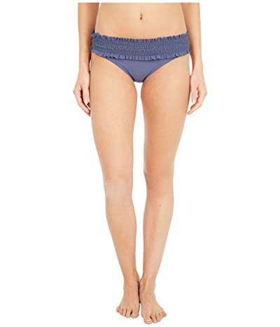 Tory Burch Swimwear Costa Hipster Bottoms (Eclipse) Women