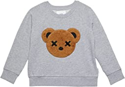 Huxbear Applique Sweatshirt (Infant/Toddler)