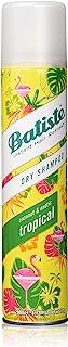 Batiste Dry Shampoo by Tropical Tropical Fragrance 6.73 Fl Oz