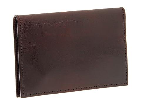 oscuro telefónicas Estuche de Bosca Leather marrón Collection Old para tarjetas cuero qRRCp7vn