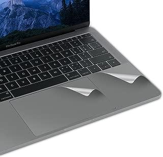 NEW 13インチMacBook Pro 2018 / 2019 トラックパッド保護フィルム 内側保護シール (スペースグレイ)