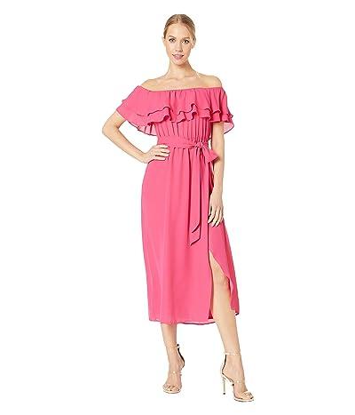 Show Me Your Mumu Rosie Dress (Hot Pink) Women