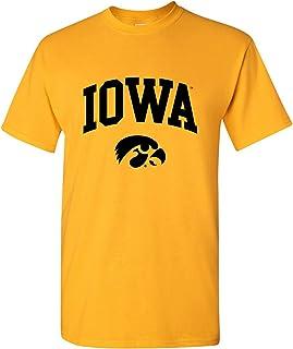 NCAA Arch Logo, Team Color T Shirt, College, University