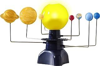 Educational Insights GeoSafari Motorized Solar System, Rotating Solar System, LED Sun & Constellation, STEM Toy, Ages 8+