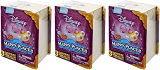 Shopkins Happy Places Disney 3 Piece Surprise Pack, Bundle of 3