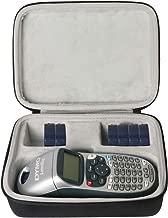 Khanka Hard Travel Case Replacement for DYMO LetraTag LT-100H Handheld Label Maker (Big)