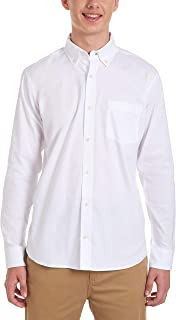 Young Men's Uniform Long Sleeve Oxford Shirt