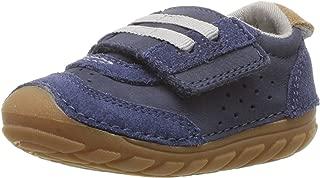 Stride Rite Unisex-Child BB60230 Soft Motion Wyatt Sneaker Blue Size: