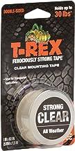 T-Rex Extreme Hold dubbelzijdig montageband, houdt tot 13,6 kg, 25 mm x 1,5 m